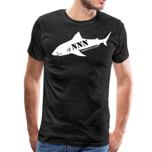 Load image into Gallery viewer, NNN Shark Tee - charcoal gray