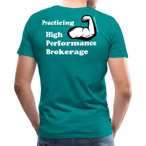 iManage | High Performance Brokerage - teal