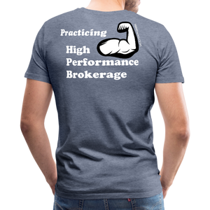 iManage | High Performance Brokerage - heather blue