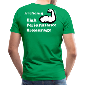 iManage | High Performance Brokerage - kelly green
