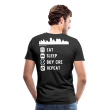 Load image into Gallery viewer, NNN Restaurant Investment Tee - black