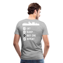 Load image into Gallery viewer, NNN Restaurant Investment Tee - heather gray