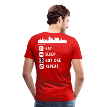 Load image into Gallery viewer, NNN Restaurant Investment Tee - red