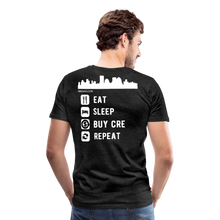 Load image into Gallery viewer, NNN Restaurant Investment Tee - charcoal gray