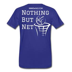 Mamba Mentality | Nothing But Net Tee - royal blue