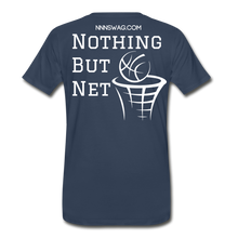Load image into Gallery viewer, Mamba Mentality | Nothing But Net Tee - navy
