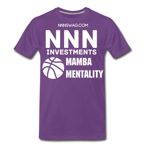 Mamba Mentality | Nothing But Net Tee - purple