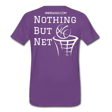 Load image into Gallery viewer, Mamba Mentality | Nothing But Net Tee - purple