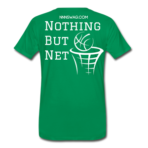 Mamba Mentality | Nothing But Net Tee - kelly green
