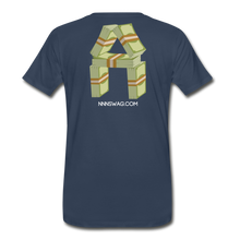 Load image into Gallery viewer, Cash Rules Everything* Tee - navy