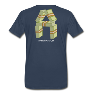Cash Rules Everything* Tee - navy
