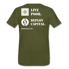 Load image into Gallery viewer, Building Wealth 101 - olive green