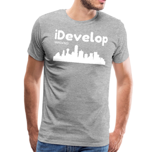 iDevelop - heather gray