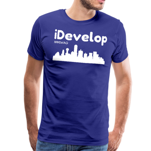 iDevelop - royal blue