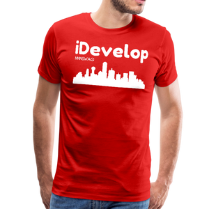 iDevelop - red