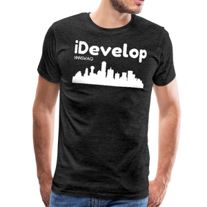 iDevelop - charcoal gray