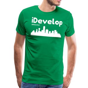 iDevelop - kelly green