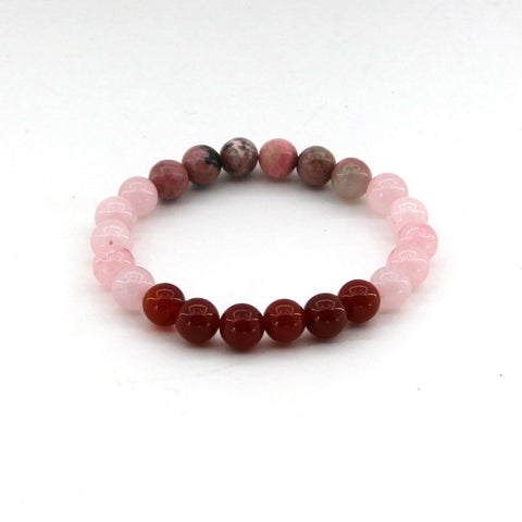 Cancer - Zodiac Gemstone Bracelet