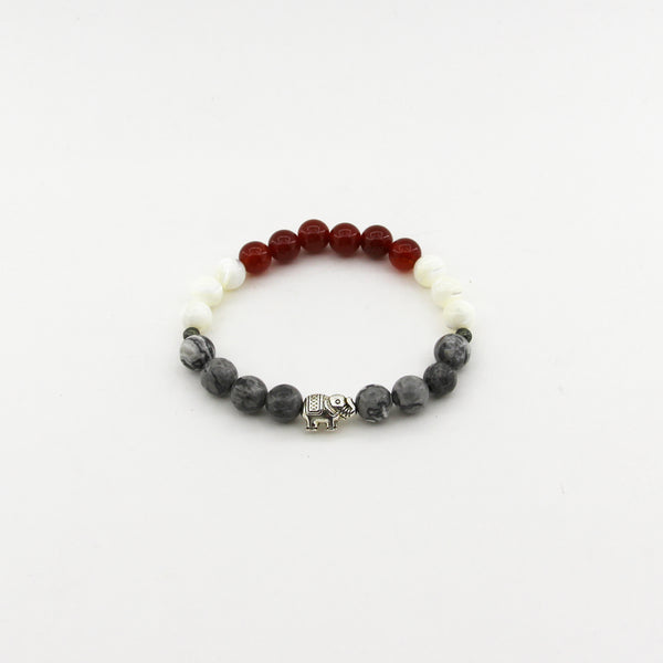 Courage and Confidence - Gemstone Bracelet