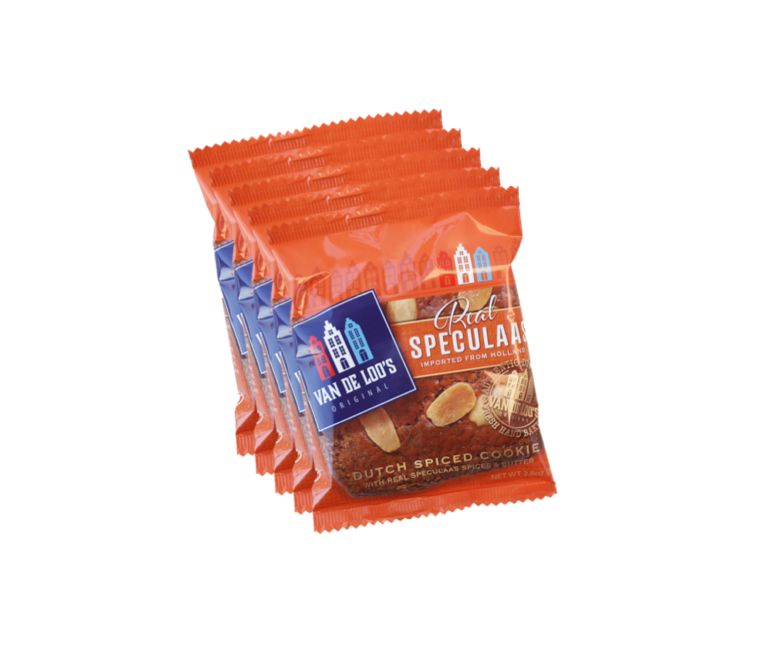 5-Pack of Real Speculaas