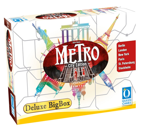 Metro City Edition: Deluxe Big Box (Preorder)