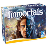 3D graphic of the Immortals - BigBox game box.