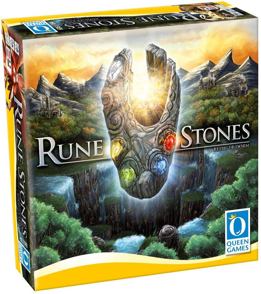 3D graphic of the Rune Stones - Basegame game box.