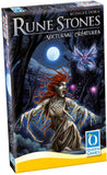 3D graphic of the Rune Stones - Expansion 1 game box.