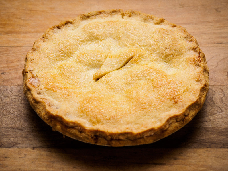 Vegan Apple Pie - 8""
