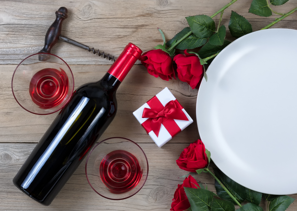 6 Course Valentine's Day Dinner for 2
