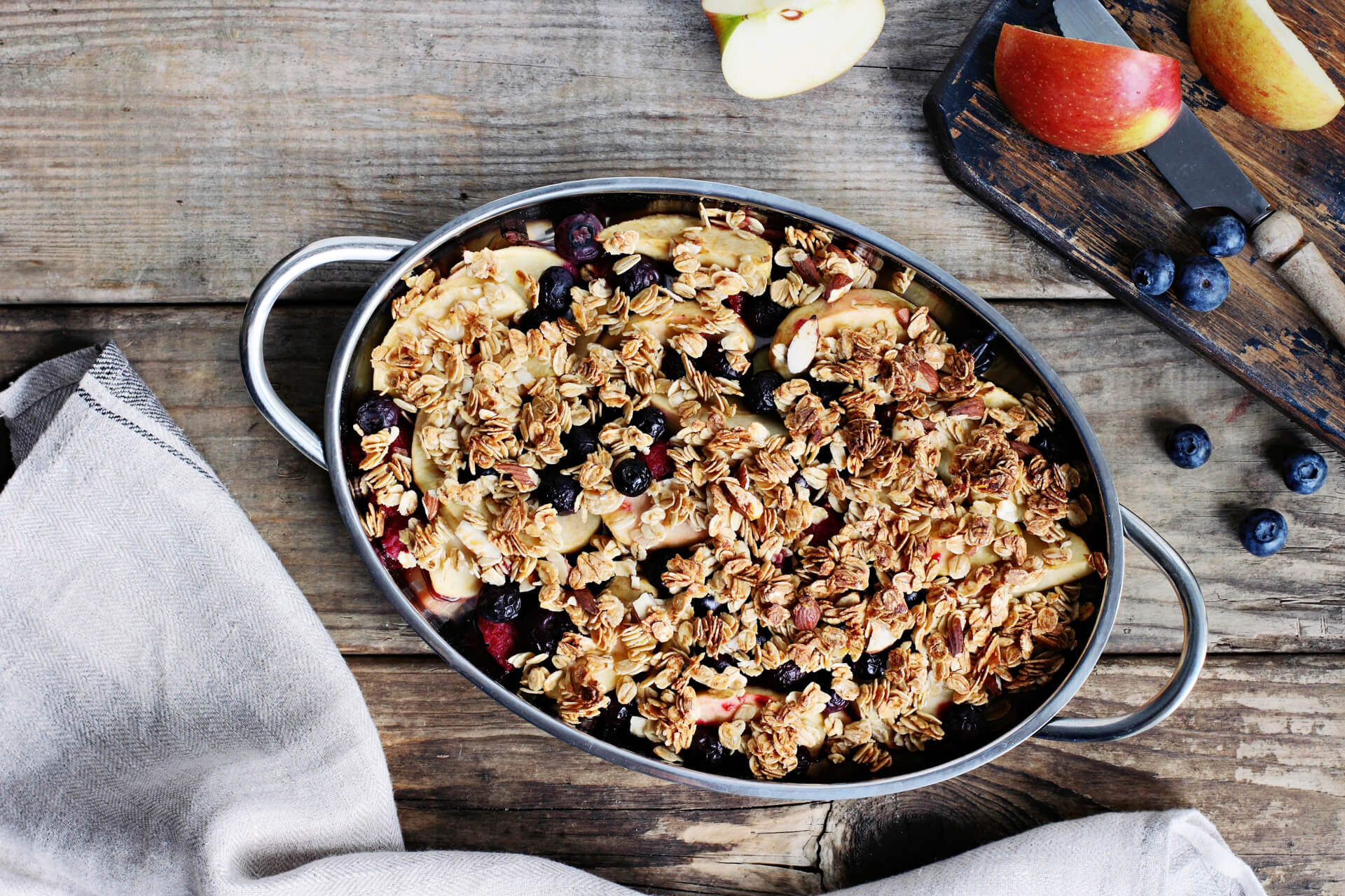 Apple Berry GG Crisp