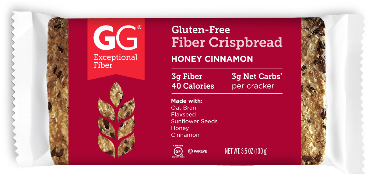 GG Gluten-Free Honey Cinnamon
