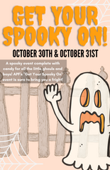 Get Your Spook On!