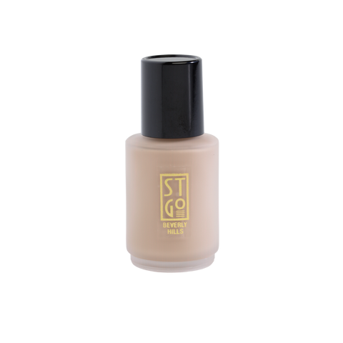 3 Pale Beige Foundation - Light