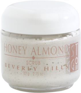 3 Honey Almond Scrub