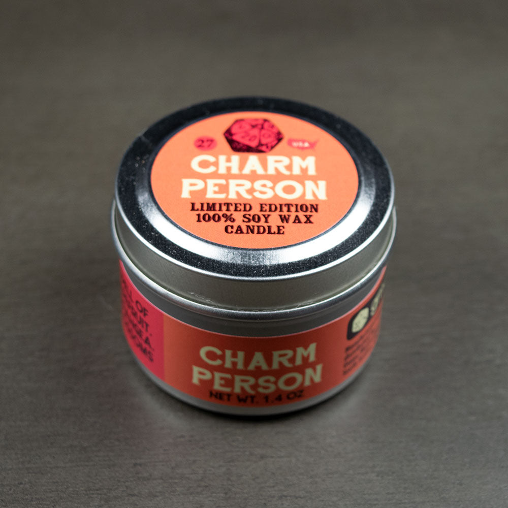 Charm Person Candle