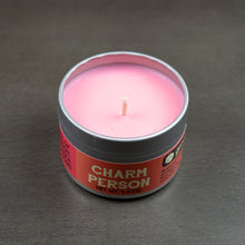 Load image into Gallery viewer, Charm Person Candle