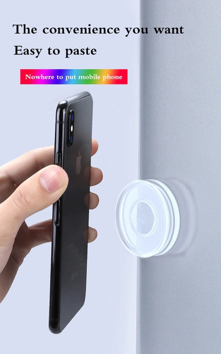 Universal Magic Nano Stickers No Trace Phone Holder