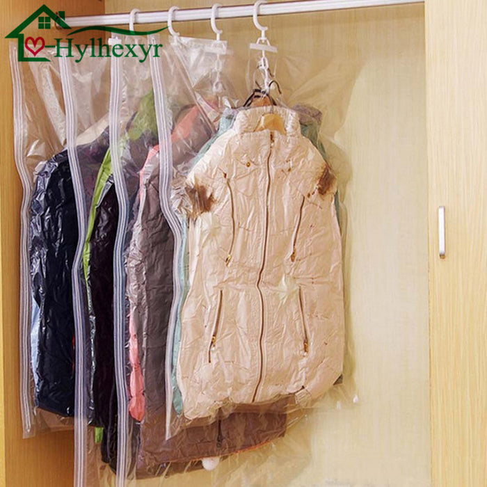 Vacuum Compression Bag to Save Space for Foldable Clothes