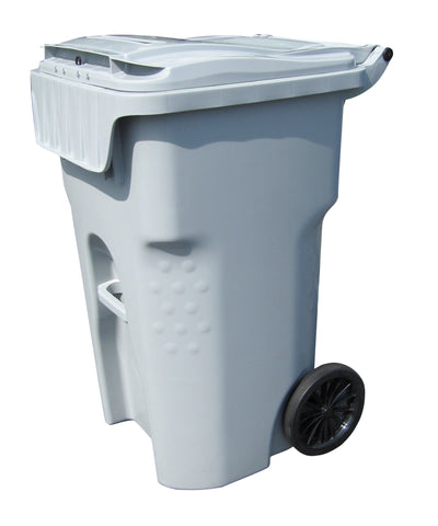 Edge - 65 Gallon Gray Document Security Bin