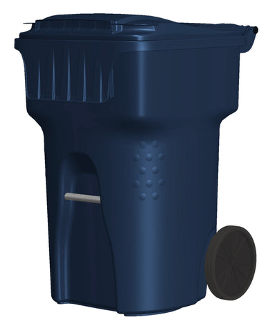 Edge - 95 Gallon Dark Blue Cart