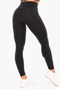 CLASSIC HIGH WAISTED LEGGINGS (Black)