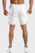 Flex Training Men's Shorts (White)