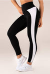 EMPRESS HIGH WAISTED LEGGINGS (Black)