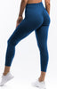 SCRUNCH BUM LEGGINGS Classic ( Blue )