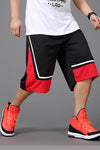 Basket Ball Short For Men (Black & Red)