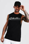 Signature Drop Arm Tank(Black)