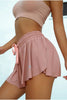 Tennis Shorts For Women (Pink)