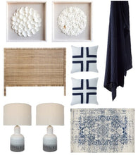 Load image into Gallery viewer, Hamptons Style DIY Decor Bedroom Pack