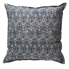 Load image into Gallery viewer, Babbington Fontana Navy Cushion